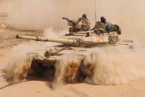 Quân đội Syria xới tung sa mạc, tiêu diệt nhiều chiến binh IS
