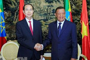 Quan hệ Việt Nam - Ethiopia đi vào thực chất