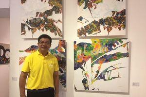 Khai mạc triển lãm, giao lưu nghệ sĩ Việt Nam với nghệ sĩ các nước châu Á