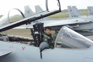 Nhật Bản có nữ phi công lái tiêm kích đầu tiên trong lịch sử