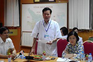 Vụ chạy thận 8 người tử vong ở Hòa Bình: Khởi tố cựu giám đốc bệnh viện