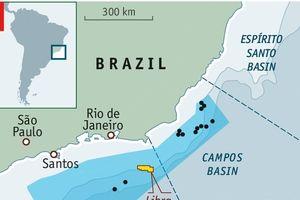 Brazil nới lỏng các quy định về tỷ lệ nội địa hóa đối với các công ty tham gia mỏ dầu Libra