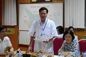 Vụ chạy thận ở Hòa Bình: Khởi tố cựu giám đốc bệnh viện về tội danh gì?