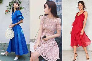 10 kiểu váy siêu yêu đi dự tiệc cưới giúp nàng xinh đẹp chẳng kém cô dâu
