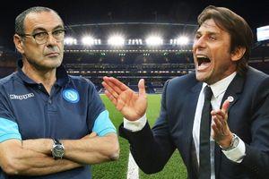 Maurizio Sarri giải thích vì sao sẽ không sử dụng đội hình ưa thích của Conte