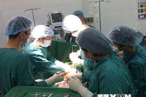 Trung tâm y tế huyện cứu sống bệnh nhân nguy kịch vì vỡ lá lách