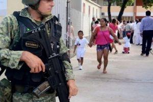 Tổng thống đắc cử Mexico khẳng định duy trì quân đội chống tội phạm