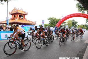 Ngày hội xe đạp thể thao đường trường quốc tế Coupe De Hue 2018