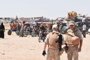 Đằng sau các vụ máy bay không người lái tấn công căn cứ Hmeimim