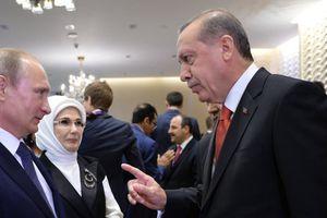 Đằng sau chiến lược 'ngoại giao hải sản' giữa Nga - Thổ Nhĩ Kỳ