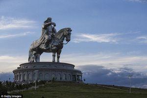Khám phá tượng đài Thành Cát Tư Hãn khổng lồ ở Mông Cổ