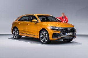 Hé lộ thời gian Audi đưa Q8 về Việt Nam