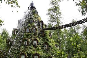 Ngỡ ngàng trước 21 khách sạn 'đẹp-độc-lạ' nhất thế giới