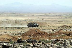 Quân đội Syria chọc thủng chiến tuyến IS, chiếm cao điểm tại Al-Safa