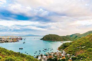 Nét bình dị và nhẹ nhàng của cảnh sắc làng chài Hải Minh trên bán đảo Phương Mai