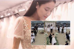 Những hình ảnh 'đắt giá' bị rò rỉ được ghi lại 'bí mật' trong lễ đính hôn của Nhã Phương - Trường Giang