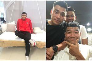 Vừa thắng giòn giã ở ASIAD 2018, Đức Chinh lại có pha ăn mừng cực kỳ ấn tượng