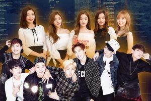 BXH thương hiệu tháng 8: BTS là 'tượng đài khó chạm', Red Velvet theo sau và diễn biến phía sau không quá căng thẳng