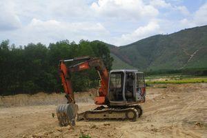 Bình Định: Có hay không chính quyền ngó lơ cho hoạt động khai thác đất sét trái phép?