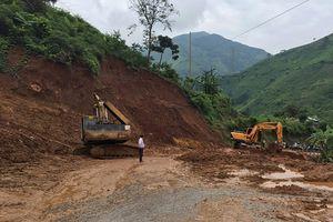 Sơn La: Tập trung khắc phục hậu quả mưa lũ