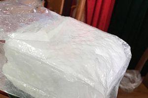 Kon Tum: Bộ chỉ huy Biên phòng bắt 1 kg ma túy