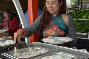 2.000 suất ăn chay miễn phí mời du khách Đà Lạt dịp lễ Vu Lan