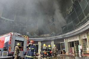 Cập nhật vụ cháy khách sạn tại Trung Quốc