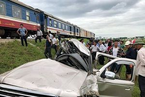 Vụ tàu hỏa đâm ô tô qua lời kể của nhân chứng