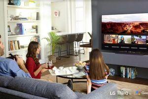 LG tích hợp trợ lý ảo Google Assistant vào dòng TV mới