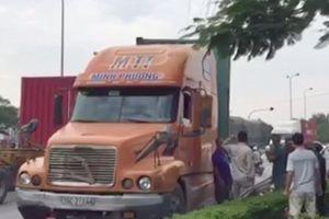 Hải Phòng: Tai nạn giao thông nghiêm trọng, hai người thương vong