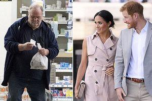 Hoàng gia Anh hết kiên nhẫn với ông bố vợ rắc rối của Hoàng tử Harry