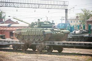 Nga bất ngờ cung cấp cho Syria phiên bản xe tăng T-62 đặc biệt để đánh Idlib