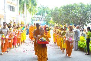 Đại Lễ Vu Lan cho người dân tại TP Hồ Chí Minh