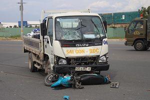 Liên tục 2 vụ tai nạn khiến 3 người chết ở quận 9