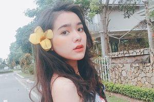 Nhan sắc của nữ sinh Trần Phú mang 3 dòng máu Thái - Việt - Trung