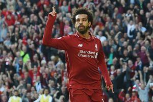 Salah tỏa sáng đưa Liverpool lên vị trí dẫn đầu Premier League