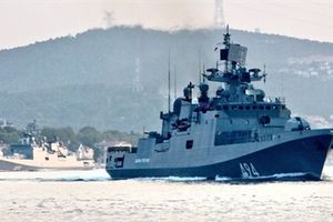 Nga dồn Kalibr khi Mỹ chuẩn bị đánh Syria