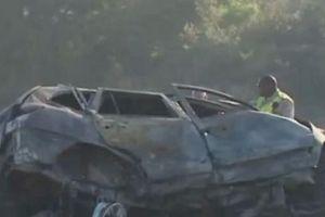 Mỹ: Lái xe 160 km/h để tự tử khiến 2 người khác chết theo