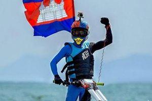 Campuchia giành 2 HCV ASIAD, vượt Việt Nam trên BXH