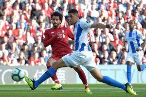 Ngoại hạng Anh: Salah tạo khác biệt, Liverpool 'soán ngôi' đầu của Man City