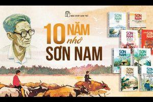 Tái bản 20 tựa sách của nhà văn Sơn Nam