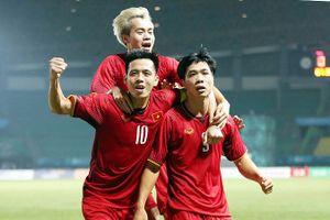 Cú hẫng cần thiết của Olympic Việt Nam