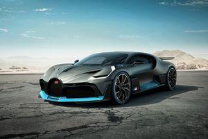Ngắm ảnh 'cực chất' của siêu xe thể thao Bugatti Divo