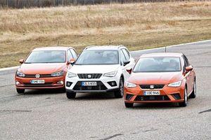 Volkswagen bị tố cố tình bán xe dính lỗi dây an toàn