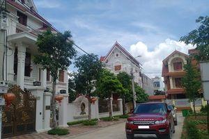 Ngắm biệt thự xa hoa 'toàn tiền đi vay' của Phó Chủ tịch Lạng Sơn Hồ Tiến Thiệu