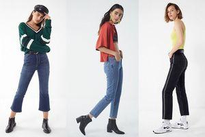 Loạt quần jeans này sẽ khiến bạn hào hứng mặc vào buổi sáng