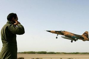 Chiến đấu cơ F-5 của Iran bị rơi, hai phi công thương vong