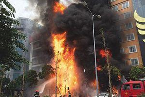 Phố karaoke ở Cầu Giấy giờ ra sao sau vụ cháy 13 người chết?