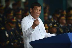 Tổng thống Duterte một tuần hai lần chỉ trích Trung Quốc: Tuần trăng mật Trung Quốc – Philippines đã chấm dứt?