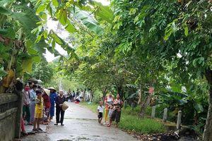 Thừa Thiên Huế: Bàng hoàng phát hiện thi thể người đàn ông nổi trên sông
